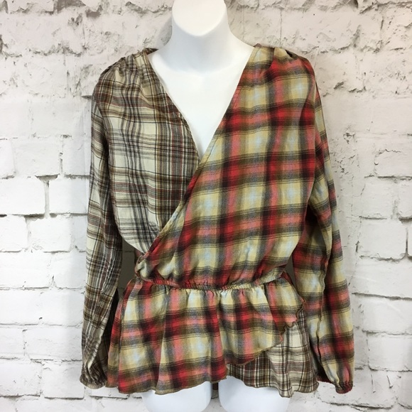 28a0a97f9df344 Sundance Tops | 100 Cotton Womens Plaid Flannel Shirt | Poshmark